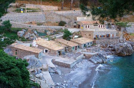 Sa Calobra village - Majorca island, Spain