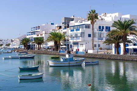 Marina in Arrecife - Lanzarote, Spain