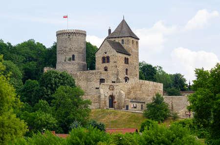 Castle of Bedzin - Silesia, Poland