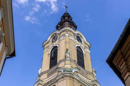 Tower of the church, Przemysl - Poland
