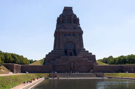 Monument of Battle of the Nations - Leipzig, Germany