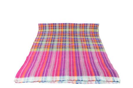 loincloth: loincloth fabric Stock Photo