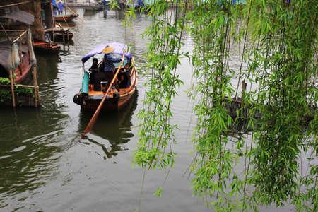 zhouzhuang: Spring in Zhouzhuang Editorial