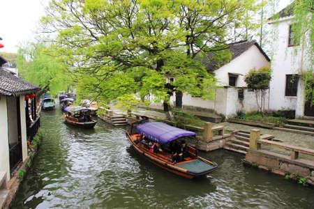 zhouzhuang: Zhouzhuang cruise Editorial