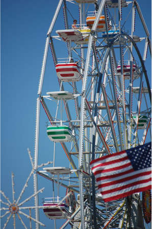 ferris wheel vertical