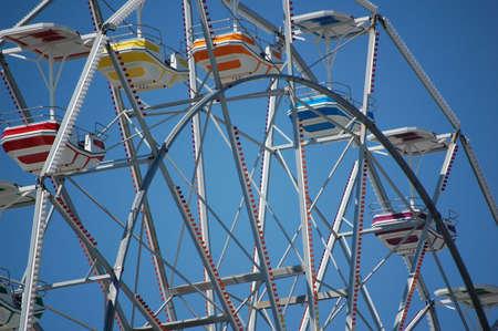ferris wheel horizontal