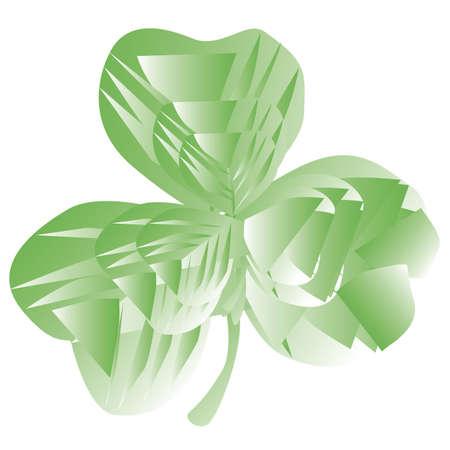 Green Clover Stock Photo - 4090100