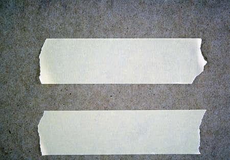 duct: Tiras de cinta adhesiva para signos y notas