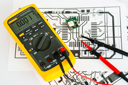 prototype: Electronics prototype designing process