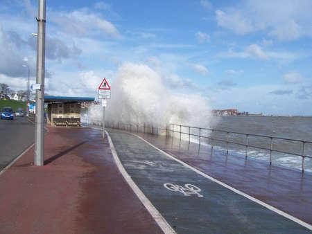 Raging sea. Stock Photo - 833258