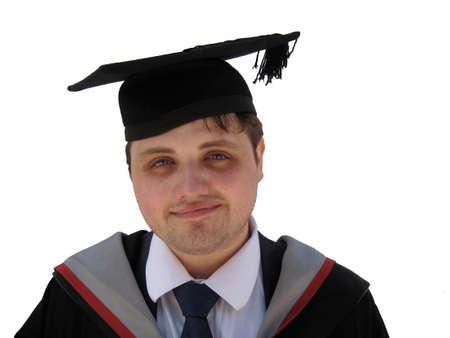fresh graduate: The graduation boy