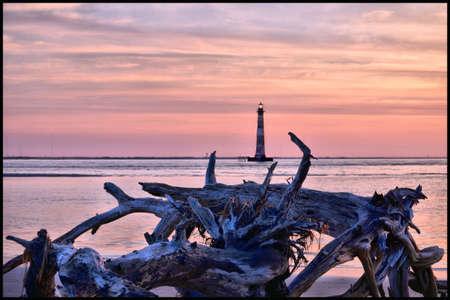 Folly Beach Light House