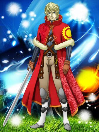 swordsman: royal warrior