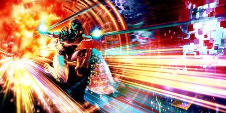 quantum: Quantum leaper