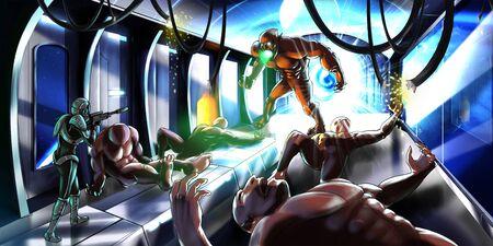troop: Space war
