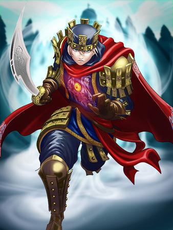 trooper: warrior king