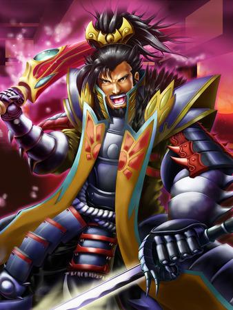 chieftain: madcap warrior