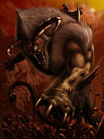 flesh: tormentor