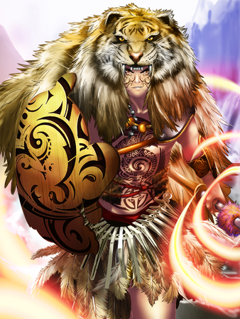 aztec hunter