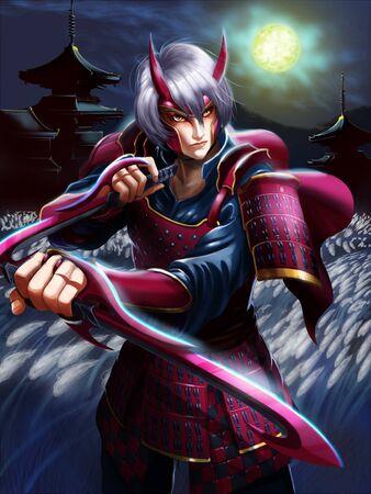 dark sword fighter