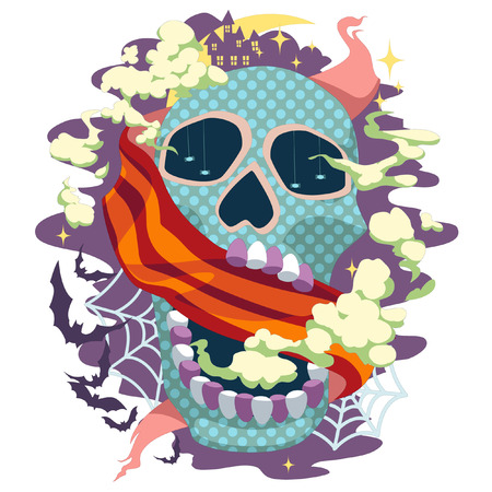 skull design: skull design