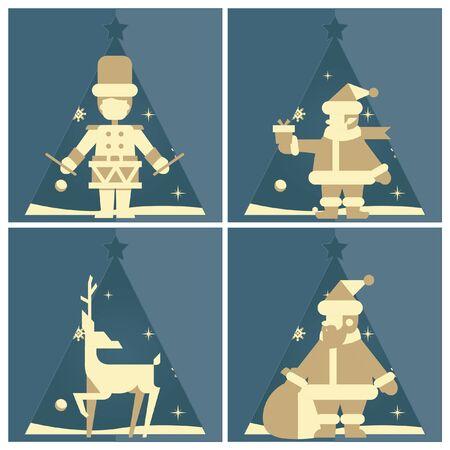 white christmas: white christmas theme design