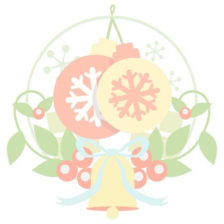 christmas icon: christmas decorative ornament icon