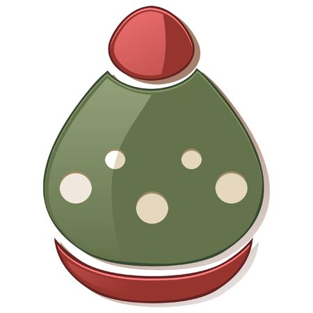 holiday celebrations: christmas glossy lantern decoration icon