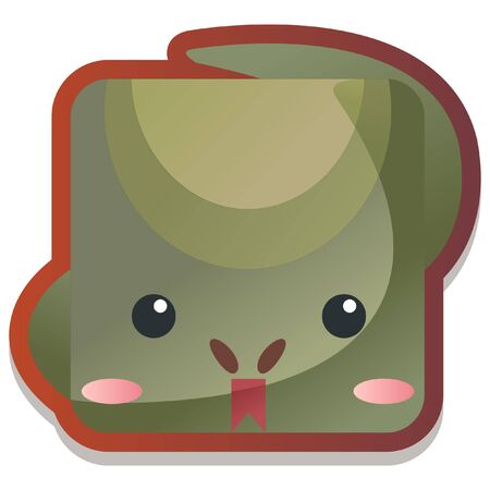 animal: Cute Animal Zodiac Snake icon