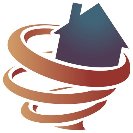 disaster prevention: disaster prevention symbolism icon