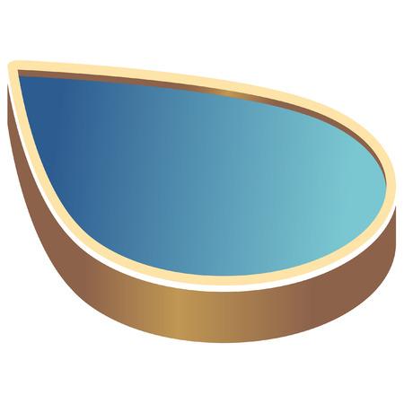 等尺性災害防止シンボル アイコン  イラスト・ベクター素材