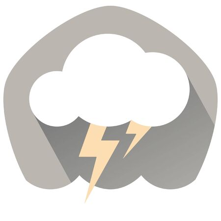 disaster: simple disaster prevention icon