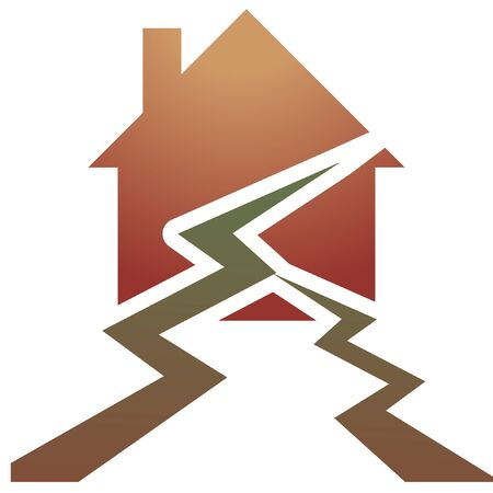 tremor: disaster prevention symbolism icon
