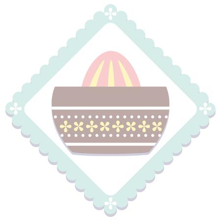 item icon: simple pastel kitchen item  icon