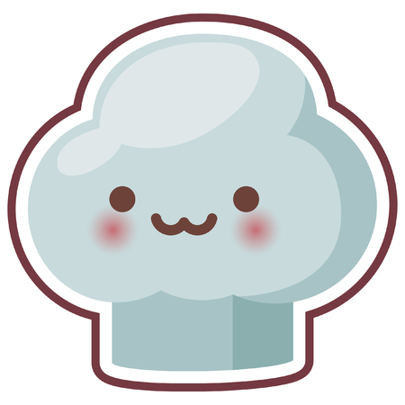 item icon: cute chibi kitchen item icon Illustration