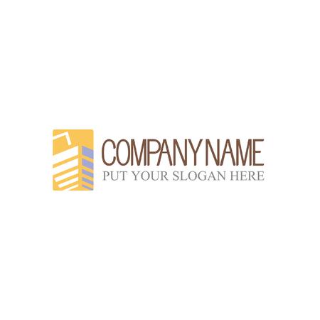 ショッピングの会社のロゴ