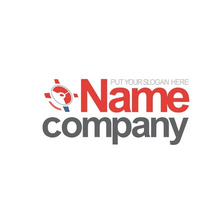Special Logo For Car Company On Background Royalty Free Cliparts ...