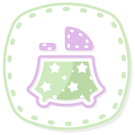 stitched: stitched baby item icon