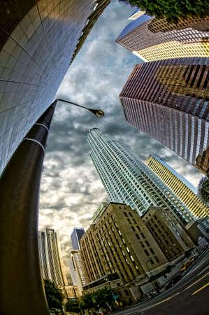 sky scraper: Sky Scraper view from the street