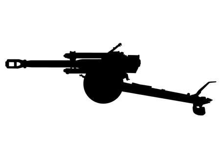 wheel barrel: WW2 Series - Soviet 152mm howitzer M1 937 heavy artillery