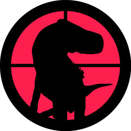 eliminate: In the scope series - Raptor in the crosshair of a gun�s telescope. Can be symbolic for need of protection, being tired of, intolerance or being under investigation.