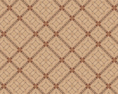 Special pattern Background Brown Colored shapes and lines style Stock Photo - 8891580