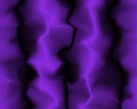 folds: Straight Soft Purple and Black Neon Velvet Folds
