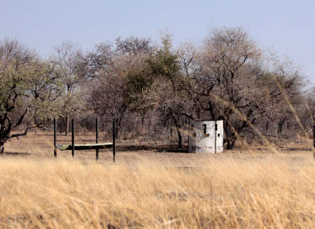 hideout: Bushveld Bow Hunters Hideout at Feeding Area