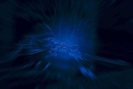 marksman: Abstract Image of Marksman Taking Aim Through Rifle Telescope Stock Photo