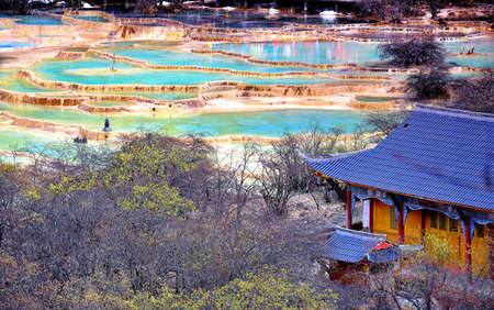 calcification: clear water at china