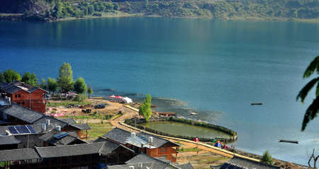 leisurely: lugu lake