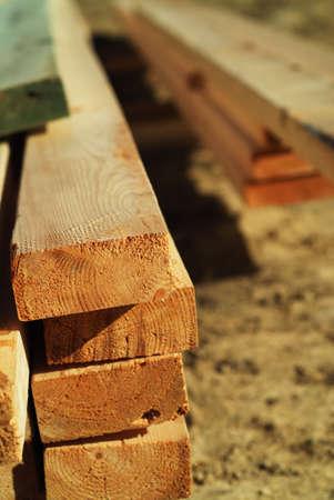 2x4: stack of lumber