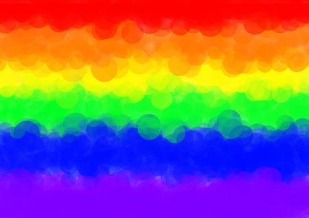 homosexual: Rainbow gay pride abstract flag Stock Photo