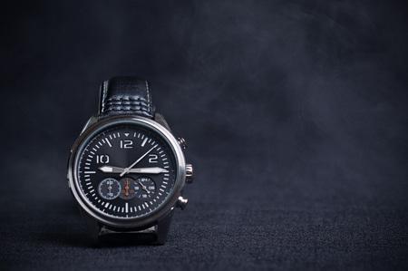 Luxury Watch on the Table Фото со стока